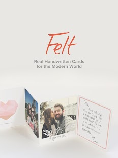 Felt: Birthday Cards, Greeting Cards & Thank You's Screenshot