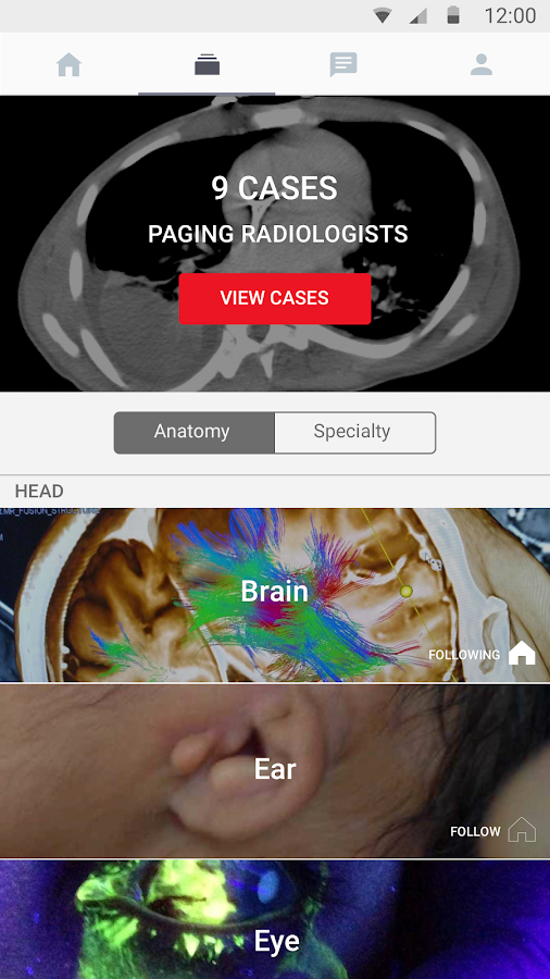 Figure 1 - Medical Images- screenshot