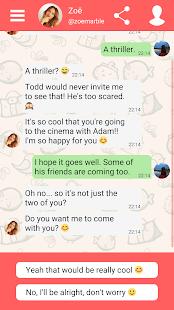 Hey Love Adam: Texting Game 6