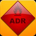 ADR Dangerous Goods icon