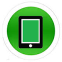 Tablet installed watsap icon