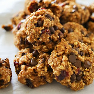 Cranberry Oatmeal Chocolate Chip Cookies Recipe