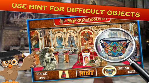 Cathedral Praise Hidden Object