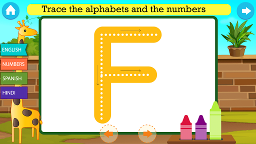 Kindergarten Kids Learning: Fun Educational Games 6.3.2.0 4