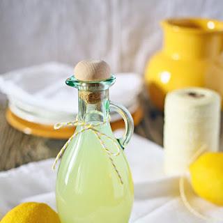 Lemon Simple Syrup Drink Recipes