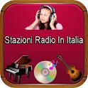 Stazioni Radio Italia. icon