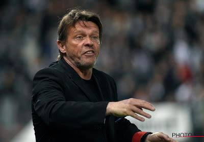 Franky Vercauteren est-il bien l'homme de la situation ?