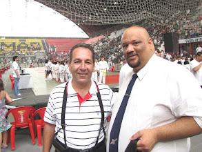 Photo: Prof. Reginaldo - Torneio de Judô do Corinthians - 2009.
