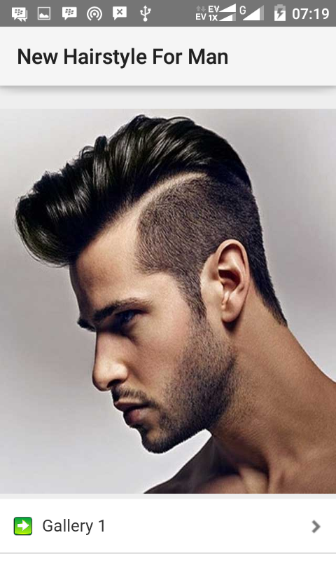 Hairstyle For Man 2017 - Android Apps on Google Play