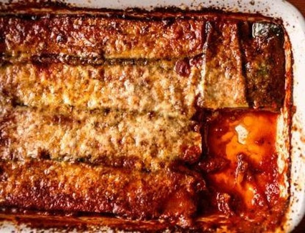 Baked Zucchini Recipe