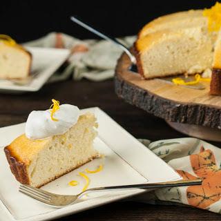 Cardamom Orange Yogurt Cake Recipe