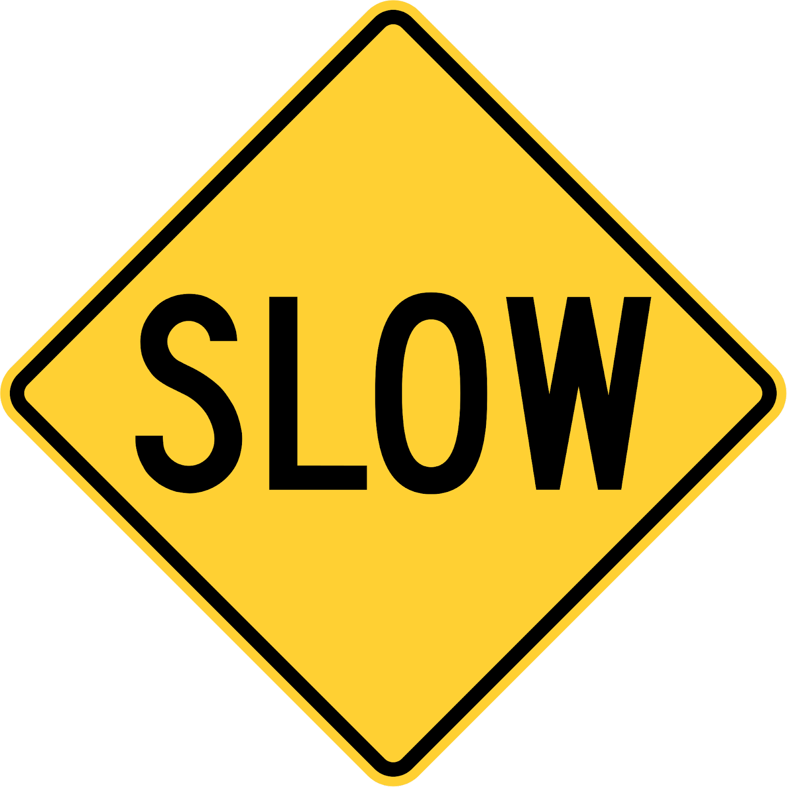 File:Yellow Traffic Sign.jpg - Wikimedia Commons