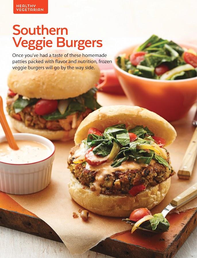 Vegetarian Today- screenshot