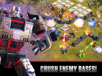 Transformers: Earth Wars 1.36.0.15580 (Mod DMG & More) Apk