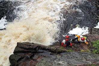 Photo: КП90 у водопада Койриноя.Фото И.Гусева