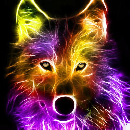 3D Wild Animals Live Wallpaper Icon