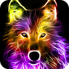 3D Wilde Tiere Live Wallpaper