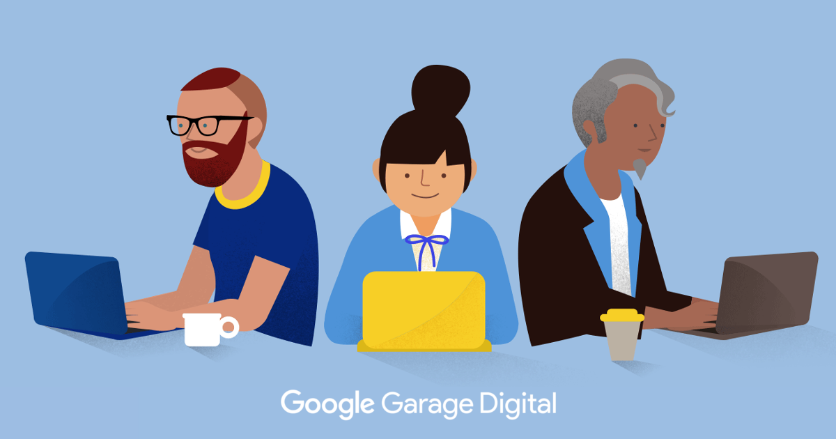 Aprende acerca del marketing en línea: Cursos de capacitación gratuitos de Google