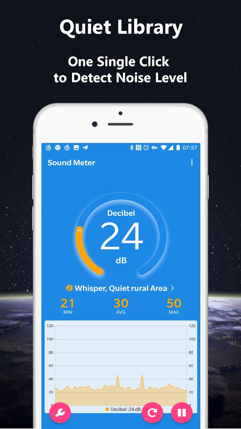 Sound Test - Decibel Meter & Sound Meter APK Cracked Free Download