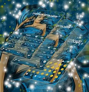 Fantasy Keyboard Screenshot
