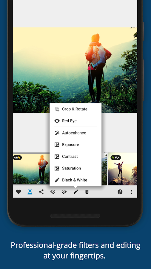 Mylio for Android- screenshot