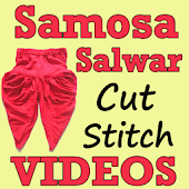 SAMOSA Salwar Cutting and Stitching Videos App
