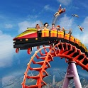 Roller Coaster Simulator Free icon