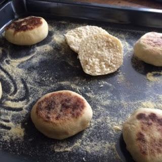 English muffin recipe-Baking with Eda