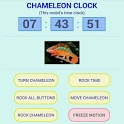 Chameleon Clock icon