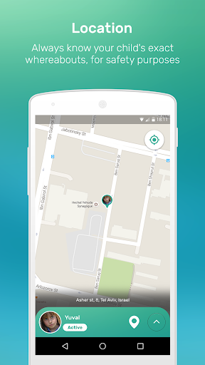 YLimit - Parental Control App (Parents device)