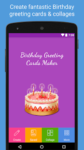 Birthday greeting cards maker apps on google play screenshot image bookmarktalkfo Image collections
