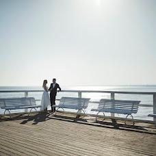 Wedding photographer Elwira Kruszelnicka (kruszelnicka). Photo of 16.10.2017