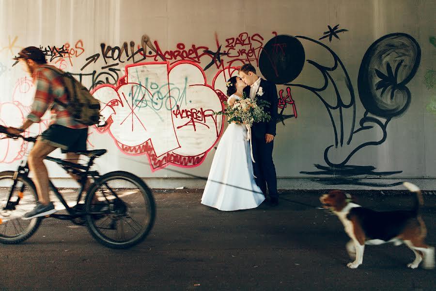 Wedding photographer Алина Посторонка (alinapostoronka). Photo of 22.08.2016