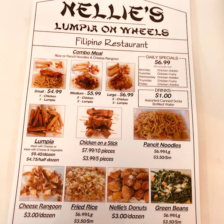 Nellie's Lumpia FWB - Filipino Restaurant in Fort Walton Beach