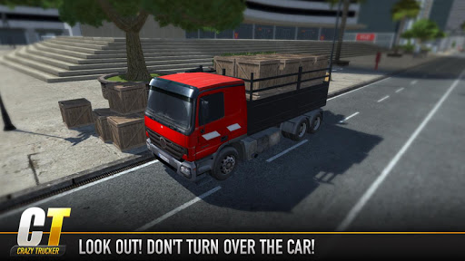 Crazy Trucker for Android apk 23