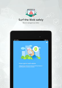 Kaspersky Mobile Antivirus: Web Security & AppLock- screenshot thumbnail