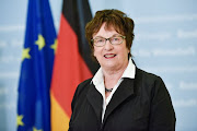 German Minister for Economic Affairs and Energy, Brigitte Zypries.