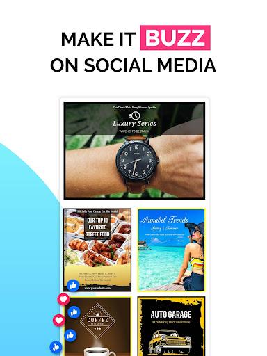 Poster Maker Flyer Maker Graphic Design App 28.0 Apk for Android 16