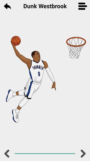 Draw NBA  Basketball 1.19 screenshots 1