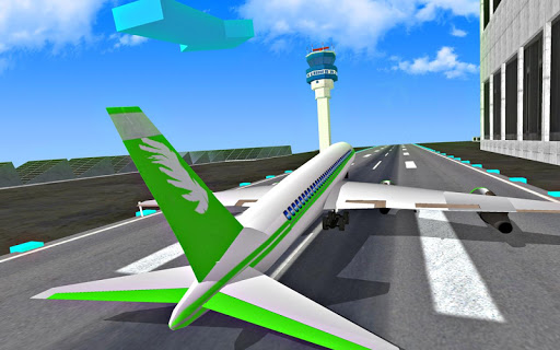 Airplane Fly 3D : Flight Plane 2.5 screenshots 8