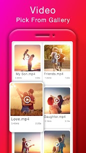 Add Music to Video  Free : Record Video with Music App Download For Android 3