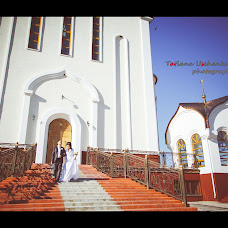 Wedding photographer Tatyana Yuschenko (tanyrf83). Photo of 28.07.2014