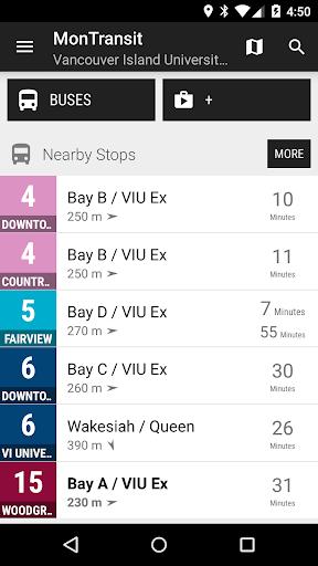 Nanaimo Transit System Bus - …