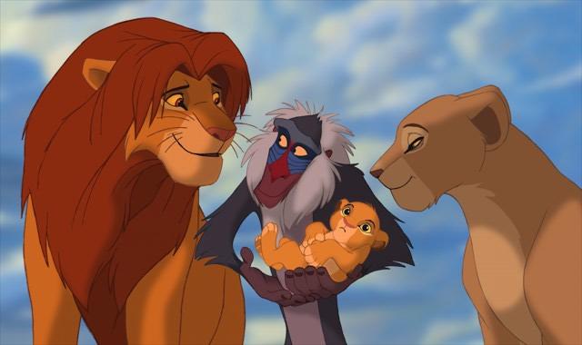 What Is Simba and Nala's Baby's Name? [Source: Disney]