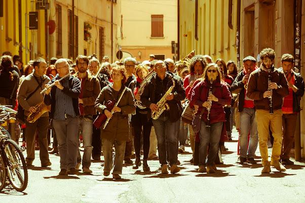 Avanti o popolo alla riscossa (power of the music) di Paolo Patella