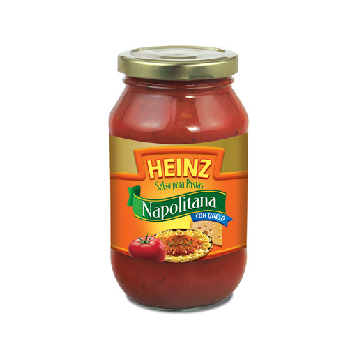 Salsa Para Pasta Heinz Napolitana 495Gr