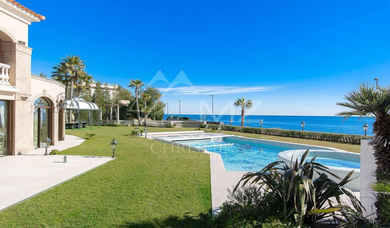 Maison avec piscine et jardin Cap d'Antibes