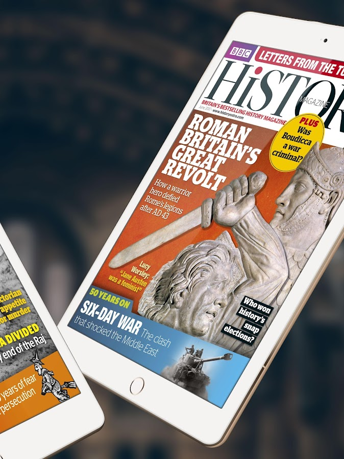 BBC History Magazine- screenshot