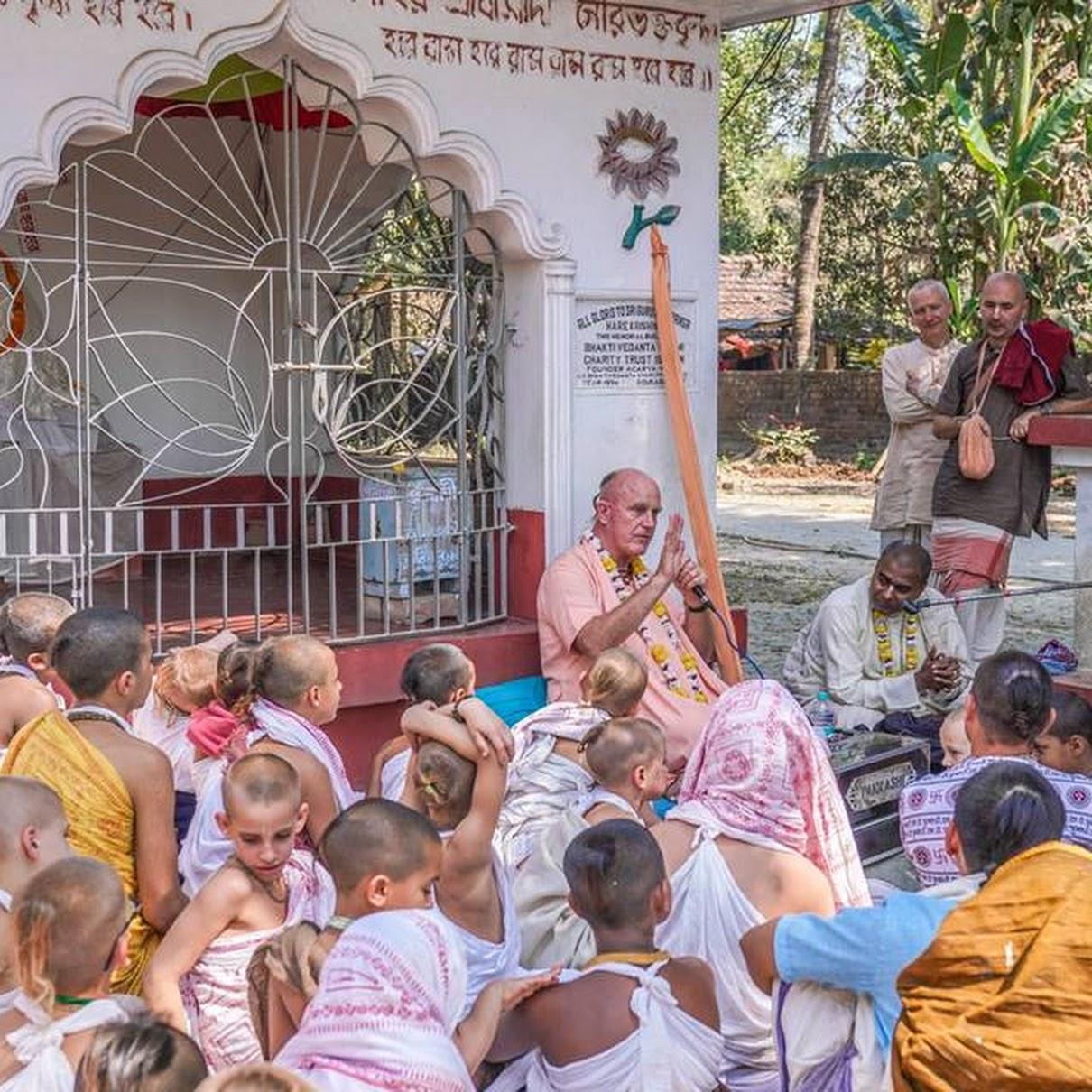 Indradyumna_Swami_Santipur