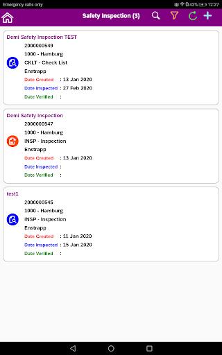 SafetyPro screenshot 4